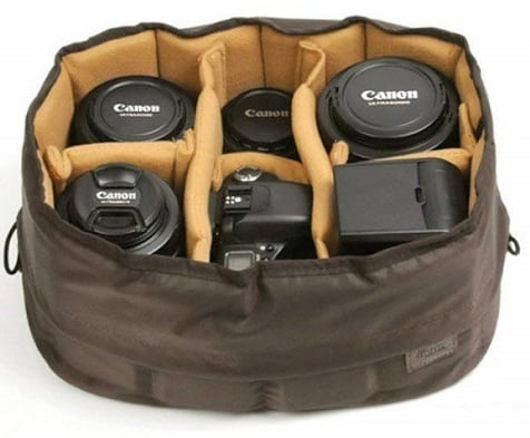 Ciesta Flexible Camera Bag