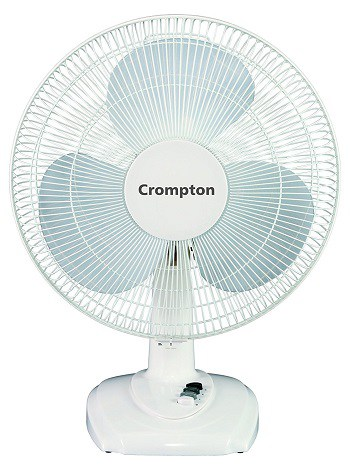 Crompton High Flo Eva 400mm Table Fan