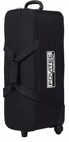 Fovitec Rolling Video & Photography Carrying Bag