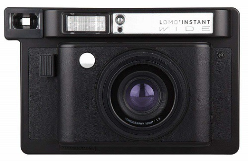 Lomography Lomo'Instant Wide Instant Camera Black