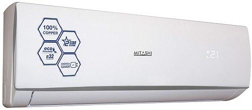 Mitashi 1.5 Ton 2 Star Split AC
