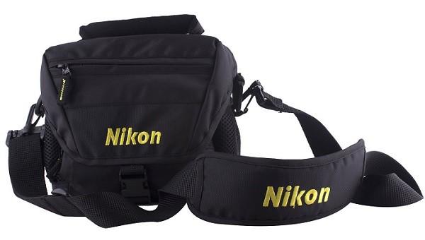 Nikon Dslr Shoulder Camera Bag