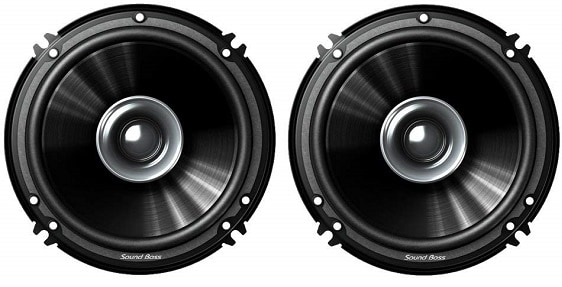 Sound Boss SoundBoss 6 Dual Performance Auditor