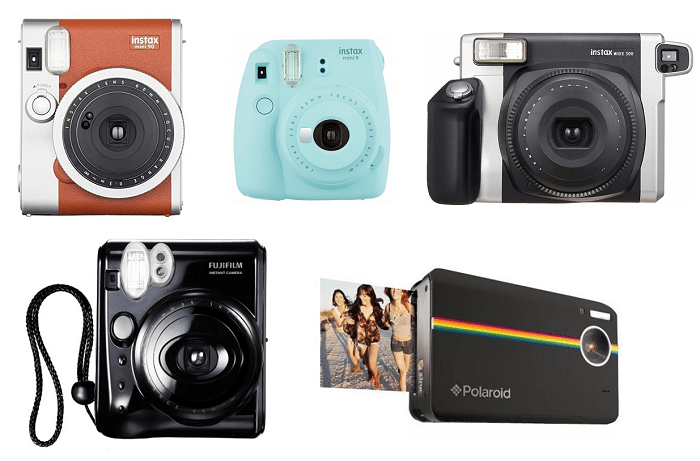 dbe96a966b5 Top 10 Best Instant Cameras in India (2019) - SHUBZ Gadget Reviews