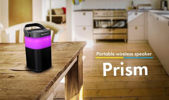 Zebronics Zeb Prism Bluetooth Speaker Review