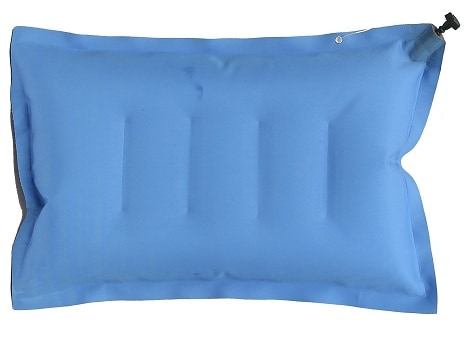 Duckback Blue Travel Pillow