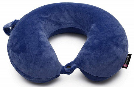 Imported Memory Foam Travel Neck Pillow