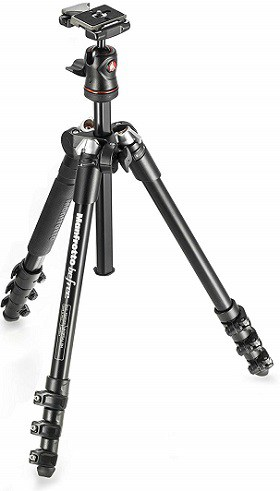 Manfrotto Be Free Aluminium Travel Tripod