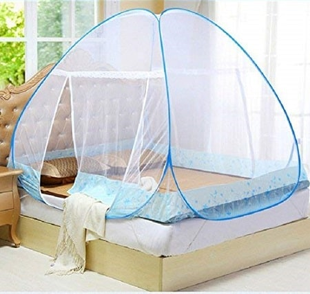 Royal Double Bed Foldable Mosquito Net