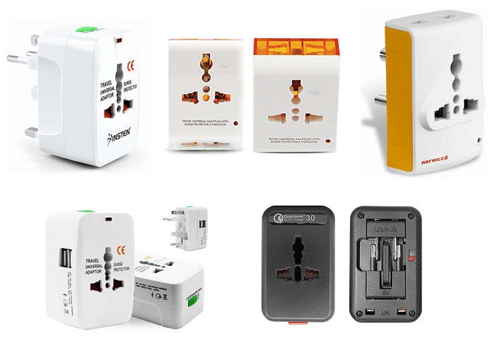 Top 10 Best Universal Travel Adapters in India