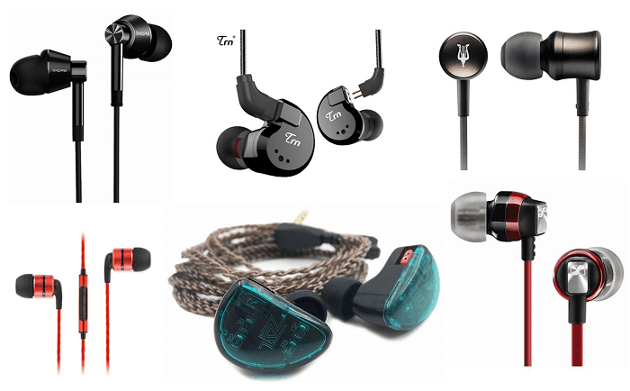 Top 10 Best iems