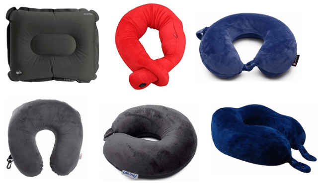 Top 10 Travel Pillows in India