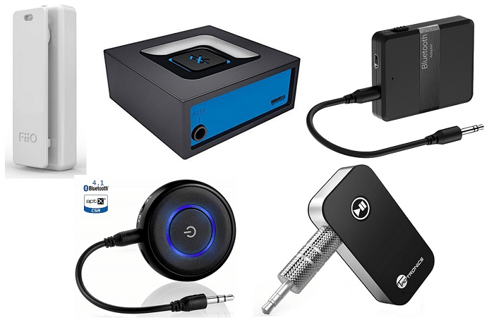 Top 10 Best Bluetooth Audio Receiver - Review & Buyer's Guide
