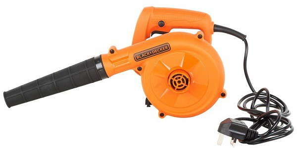 Black + Decker BDB530 530-Watt Single Speed Air Blower