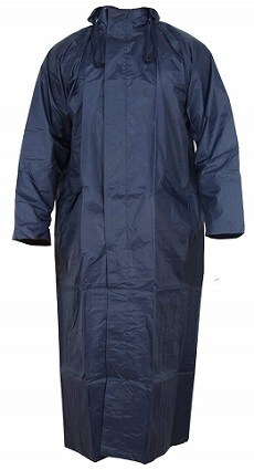 Glamio Women's Rain Long Coat