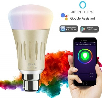 Hans Lighting Smart Bulb