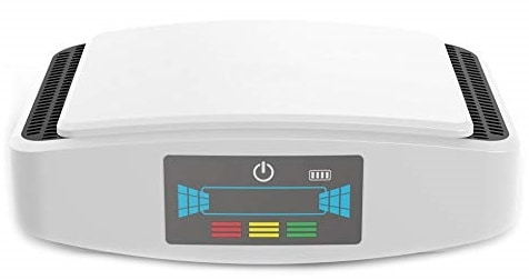 iCube Air Dash Car Air Purifier with Digital Display