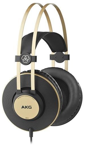 AKG K92 over-closed head
