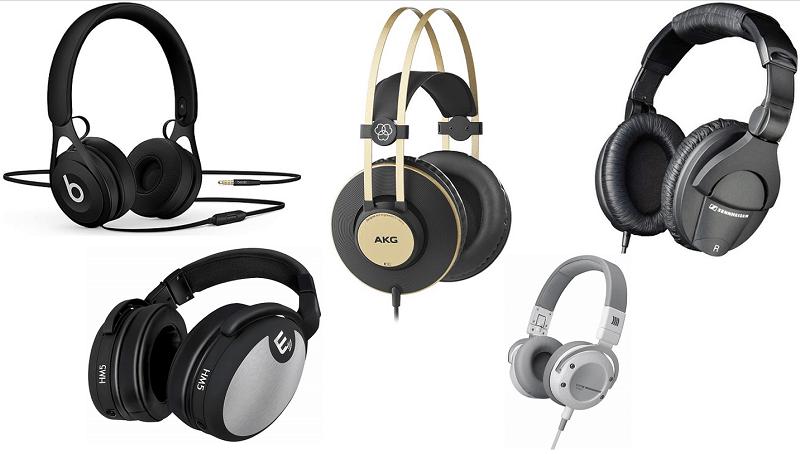 Best Closed Back Headphones Under Rs. 10,000