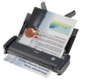 Canon image FORMULA P-215II Scan-tini - document scanner