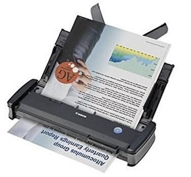 Canon image FORMULA P-215II Scan-tini - document scanner