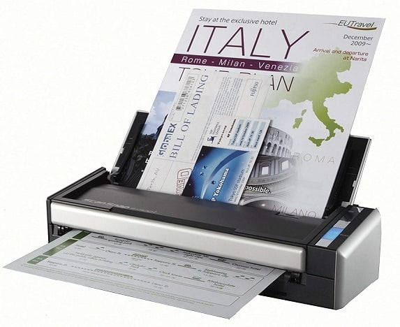 Fujitsu ScanSnap S1300i Sheetfed Scanner