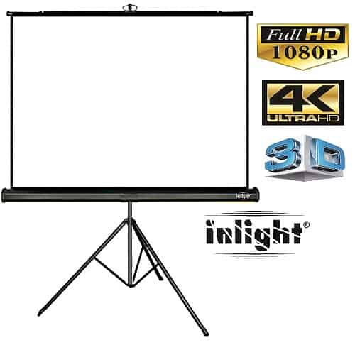 Inlight Cineview Series Tripod Type Projector