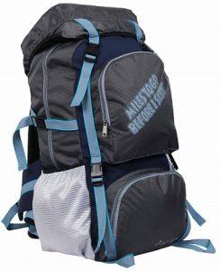 POLE STAR ROCKY 60 Lt Grey Rucksack I Hiking backpack