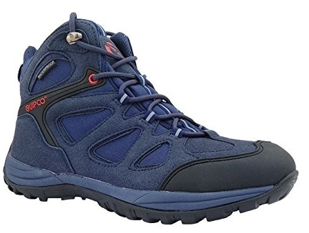 QUIPCO Terra Waterproof Trekking Shoes