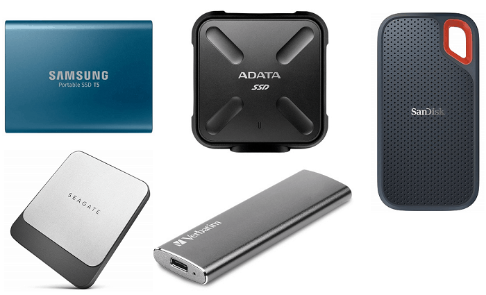 Best Portable SSDs in India