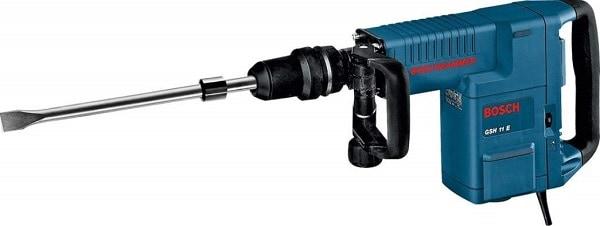 Bosch Gsh 11 E Demolition Hammer, 11 kg, 1500W Breaker