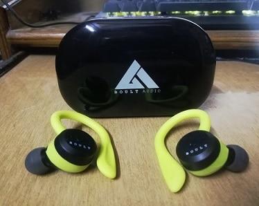 Boult Audio Tru5ive Bluetooth 5.0 Wireless