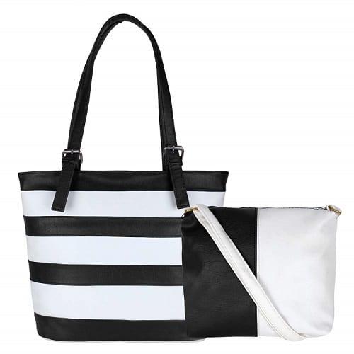 Don Cavalli Women's PU Leather Handbag