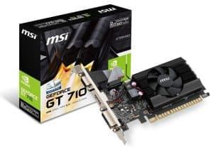 MSI GT 710 2GD3 LP 2GB Graphics Card