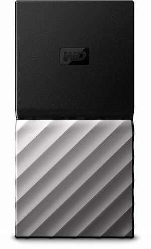 Western Digital My Passport 512GB External Solid State Drive