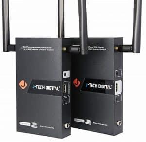 J-Tech Digital HDbitT Series Wireless HDMI Extender 660