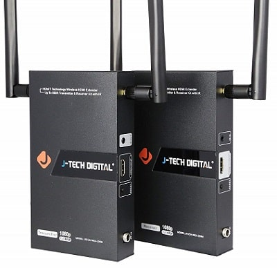 J-Tech Digital HDbitT Series Wireless HDMI Extender 660