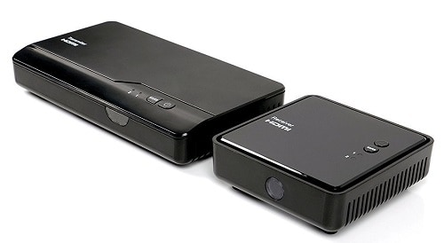 Optoma WHD200 Wireless HDMI 1.4a Transmitter and Receiver Solution