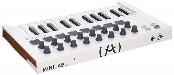 Arturia MiniLab MK II 25 Slim-Key Controller