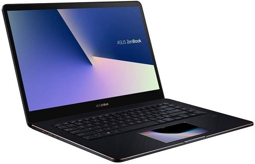 Asus ZenBook Pro 15 Core i7 8th Gen