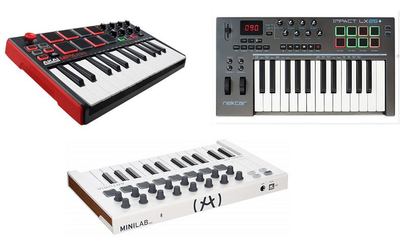 Best MIDI Keyboard Controllers India