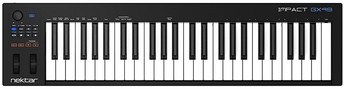 Nektar Impact GX49 USB MIDI Keyboard Controller
