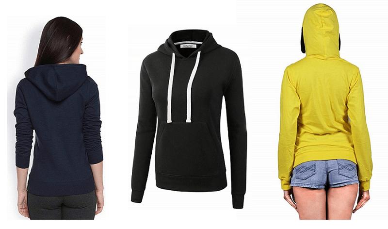 best hoodie for women india