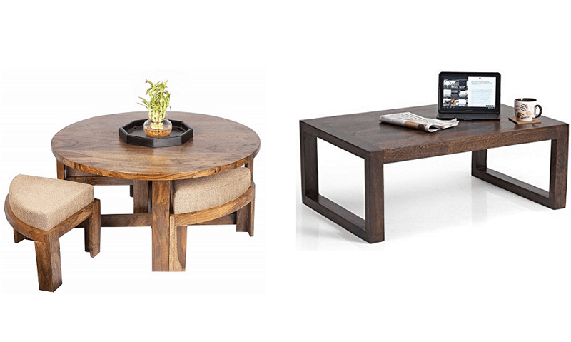 Top 10 Best Coffee Tables In India Review Shubz
