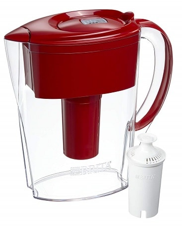 Brita 6 Cup Space Saver Water Filter Pitcher