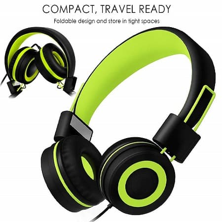 Kids Headphones for School Children