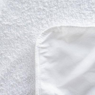 Linenwalas Fitted Queen Size Waterproof Mattress Protector