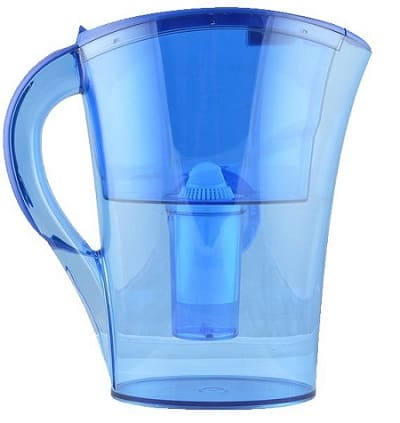 Peco Ph Alkaline Pitcher Ionizer Antioxidant Filtered Water Jug