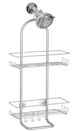 InterDesign Classico Extra Large Shower Caddy