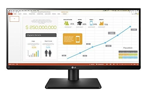 LG 29 inch 21 Ultrawide Monitor